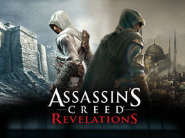 Assassin's Creed Revelations Wallpaper by ArteF4ct