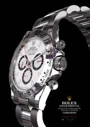 Rolex Daytona by tiagogmc