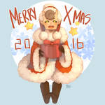 .: Merry Xmas 2016:.