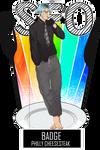 SFO: Badge