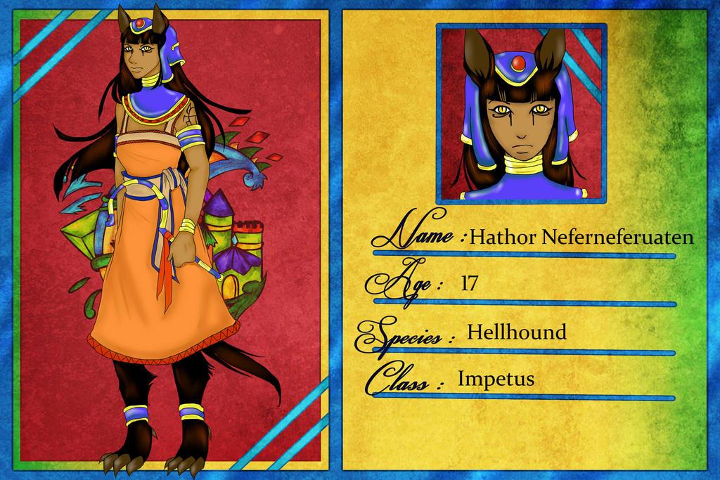 LunA app : Hathor by EllNicholas