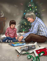 Christmas Memory by MikeK4ICY