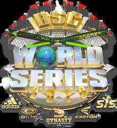BSC World Series Logo 19