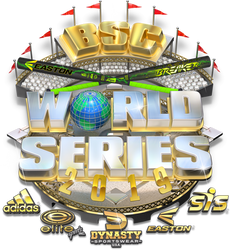 BSC World Series Logo 19
