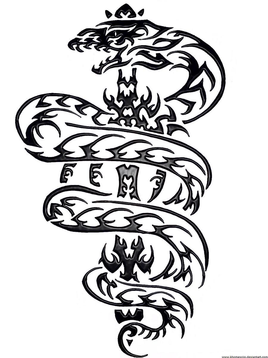 spiral anaconda by khomesclip on deviantart. Black Bedroom Furniture Sets. Home Design Ideas