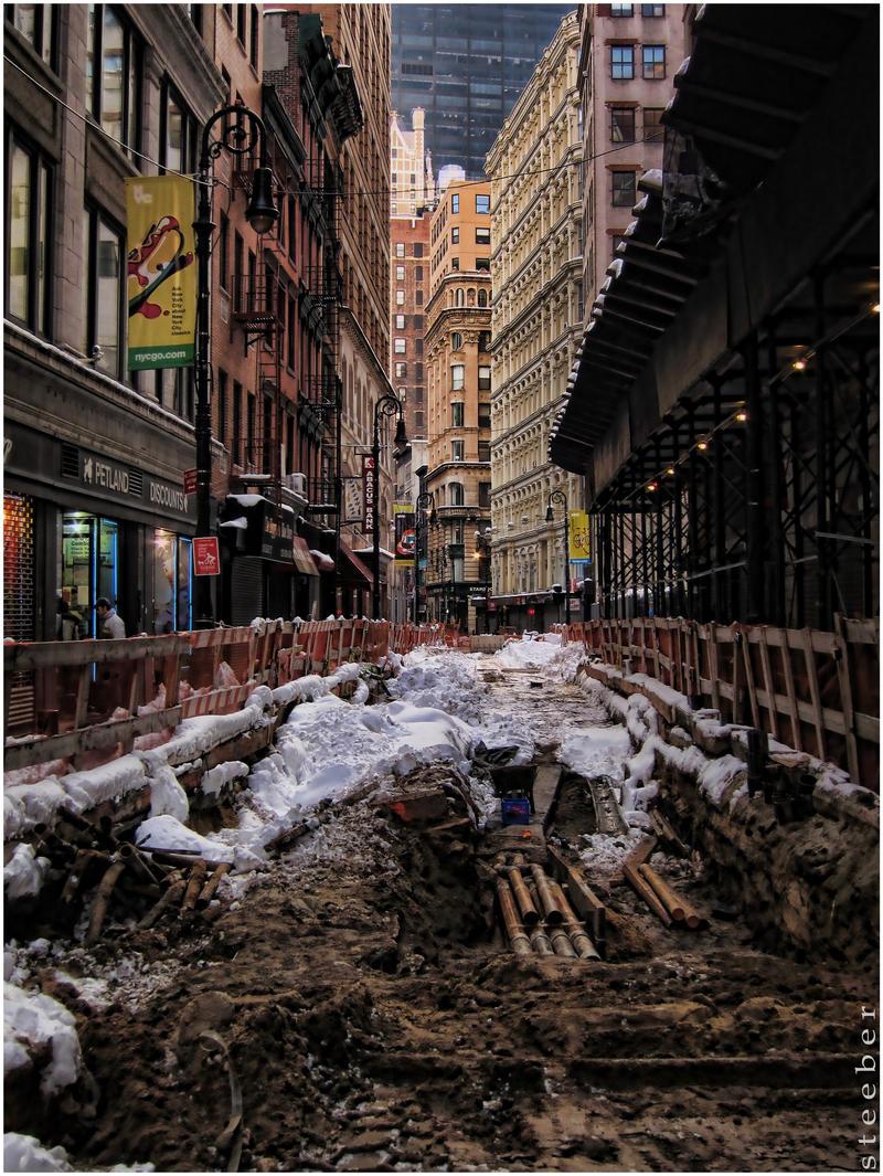 Nassau Street by steeber