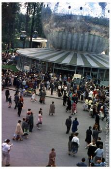 Atomium 1958, 2011