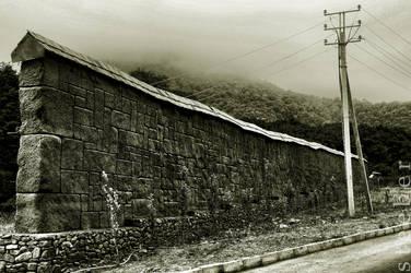 Azeri Wall