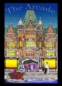 The Arcade of Dayton