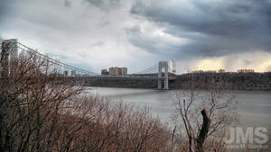 Bridge and Storm by steeber