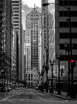 Chicago Board of Trade by steeber