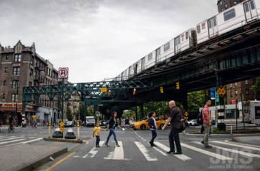 Bronx Crossing by steeber