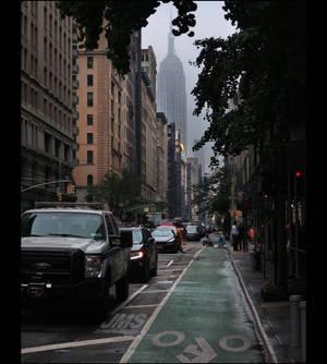 5th Avenue Steamy Day