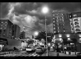 Ominous Sky 187th July 2019