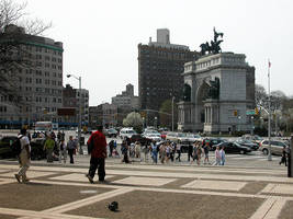 Grand Army Plaza Brooklyn