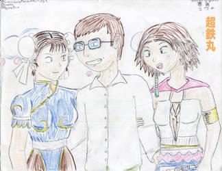 Ladies Love AVGN by Chotetsumaru