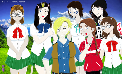 2015 Spring Gathering by Chotetsumaru