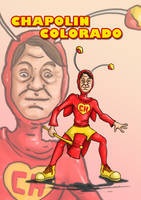 Chapolin Colorado by LeonardoGouveia