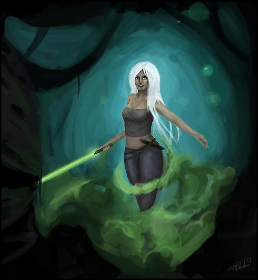 Echani Jedi by Zilrion on DeviantArt