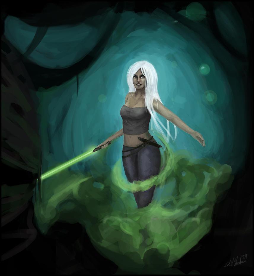 Jedi Wallpaper: Echani Jedi By Zilrion On DeviantArt