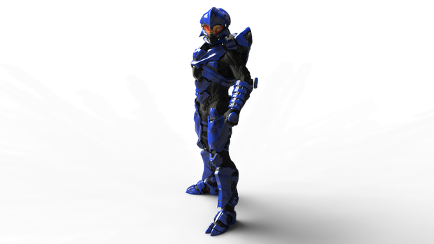 MJOLNIR Powered Assault Armor/HELIOSKRILL