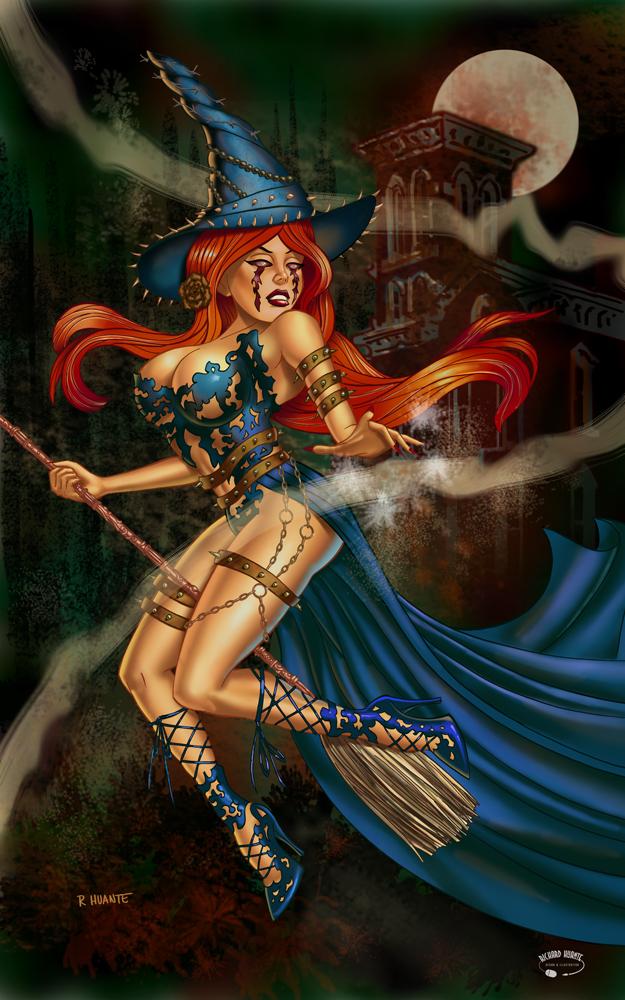 Strange Magick by RichardHuante
