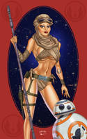 The Force Awakens by RichardHuante
