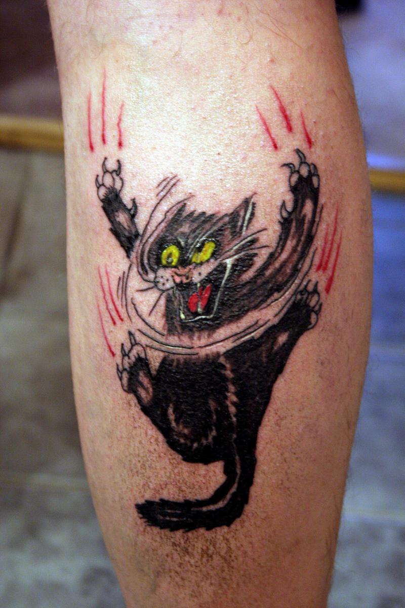 Miqe´s tattoos.
