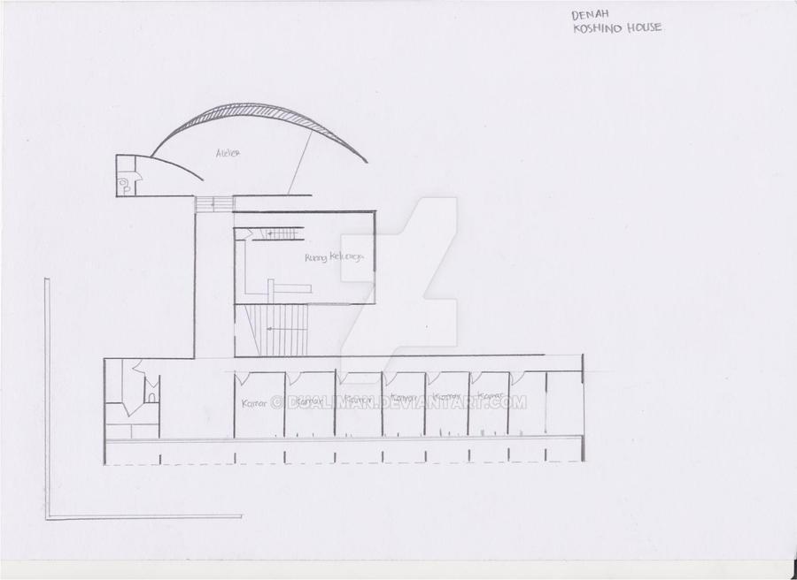 Structure 2 Koshino House By Dualiman On Deviantart
