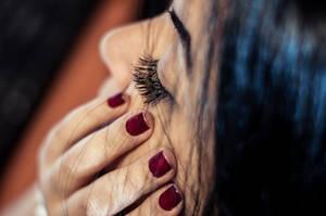 Manicure by eslamelshatby