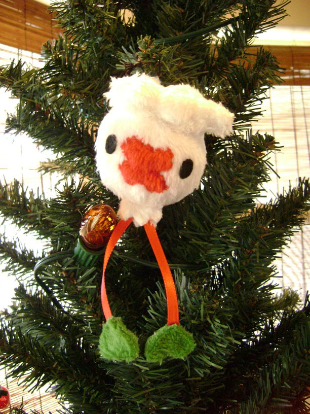 Snow Drifloon Ornament by sorjei