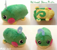 Politoed Stackable Beanie Plush