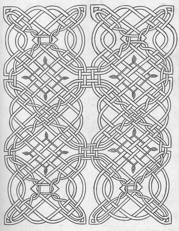 Coloring Pages Of Random Designs