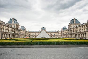 Louvre by martinxxfire