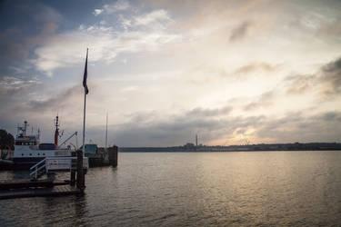 Kiel Sunrise 1 by martinxxfire