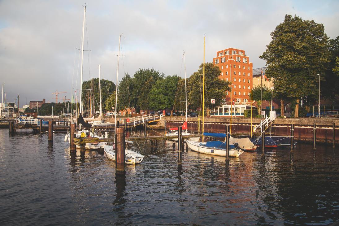 Kiel Sunrise 3 by martinxxfire