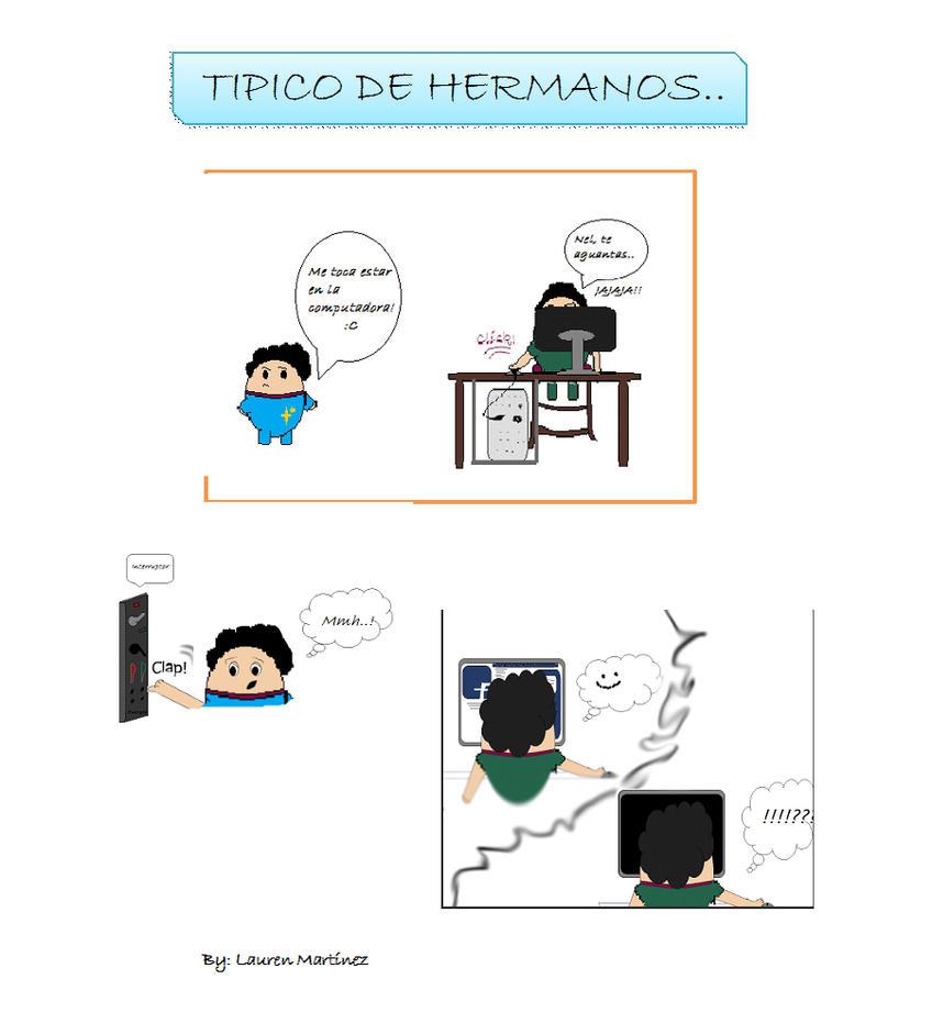 Tipico De Hermanos 1 by Laurenmart2003