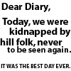 dear diary by poseyblossom