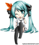 VOCALOID2 Hatsune Miku - World is mine
