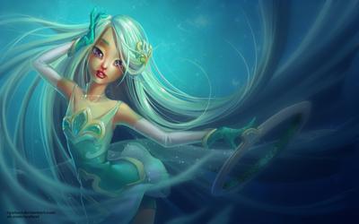 Lyna. Princess of Borealis