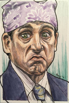 The Office: Prison Mike