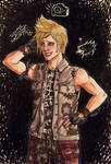 What's on your mind Prompto?