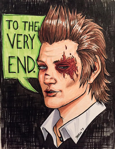 FFXV: To the Very End by Biodin