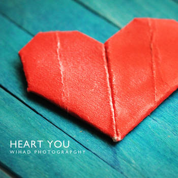 Heart you by wihad