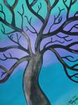 Sea Color Tree