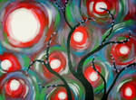 Circles of Red by ToniTiger415