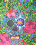 Skull and Triangles by ToniTiger415