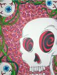 Eye See You Skull