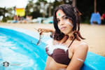 Nidalee Poolparty --- League of Legends