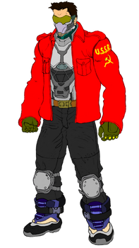 Comrade Hunter flats 2